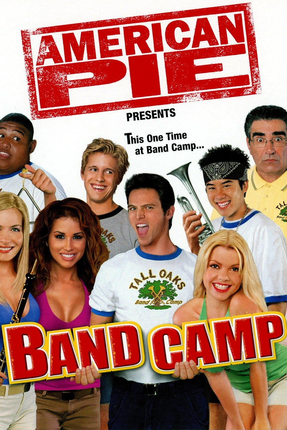 [18+] American Pie 4: Band Camp (2005) Unrated Hindi Dubbed Web-DL 480p Dual Audio 350MB