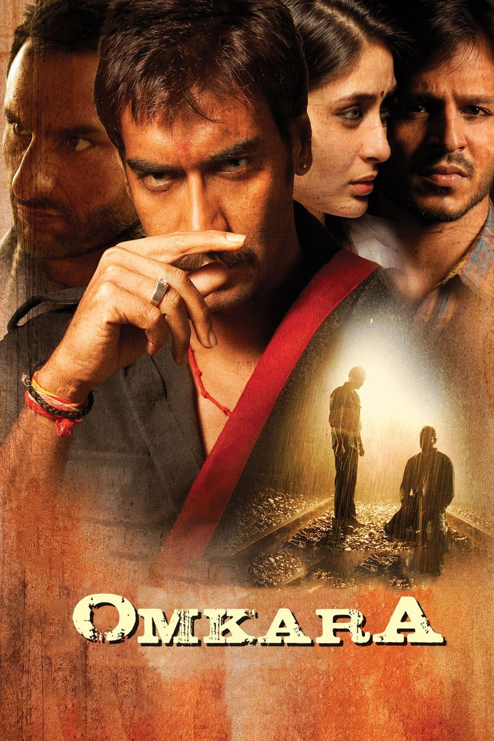 Omkara (2006) Hindi 1080p WEB-DL x264 AAC MSubS – Hon3yHD | 6.25 GB |