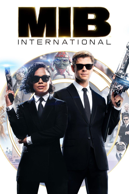 Men In Black: International (2021)