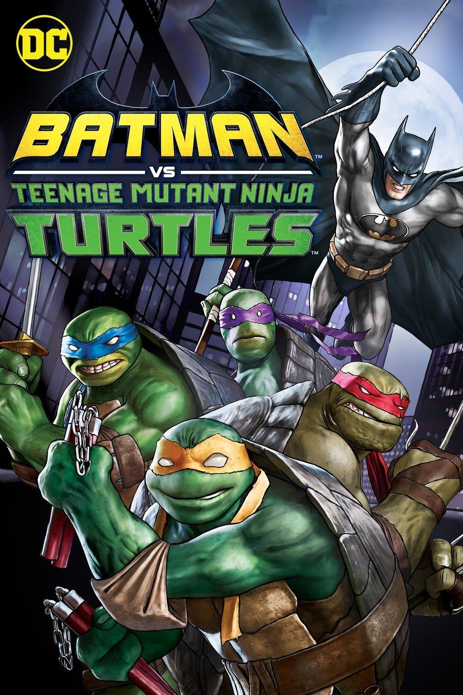 Batman vs. Teenage Mutant Ninja Turtles (2019) Full HD