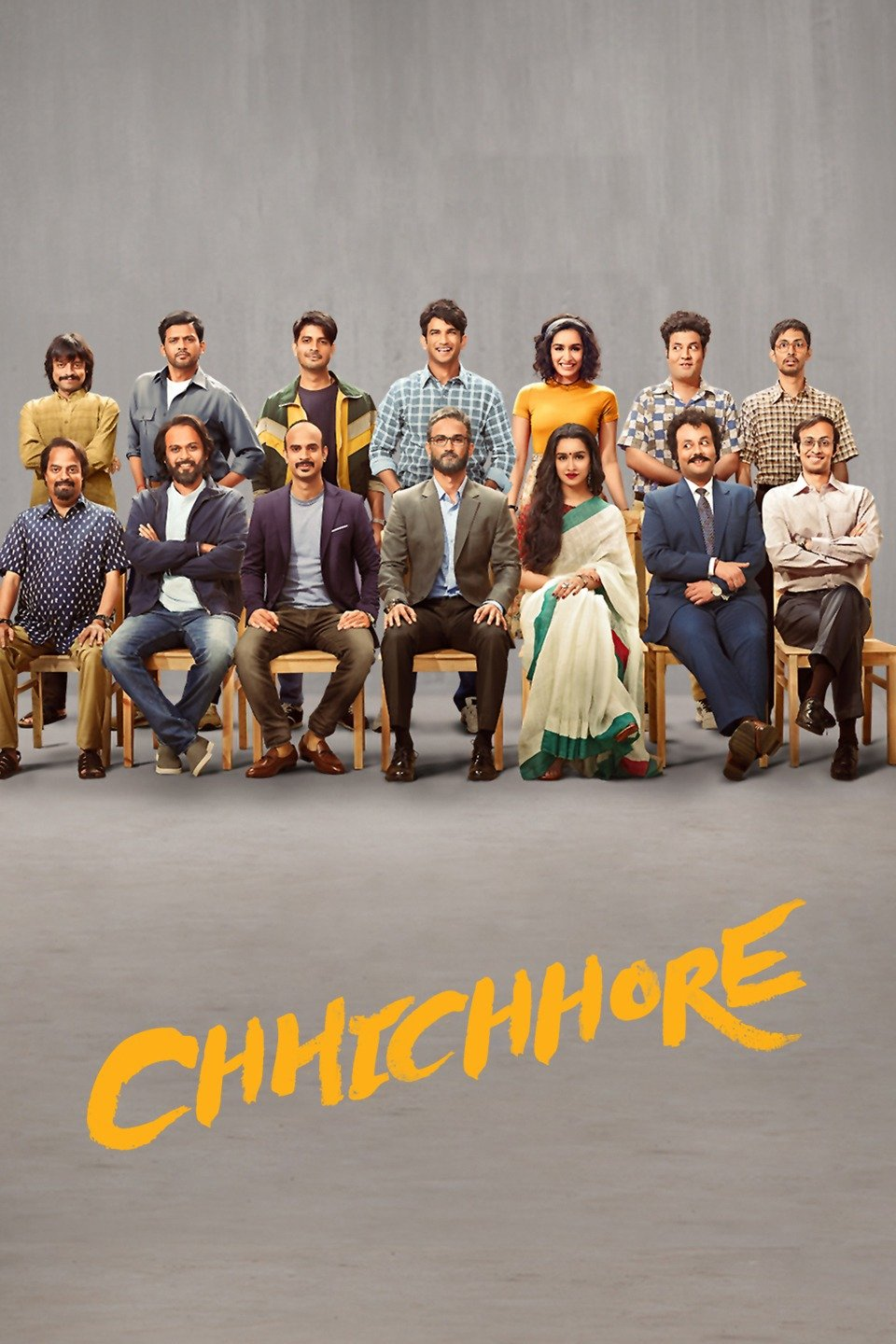 Chhichhore (2019) Hindi PreDVD/HDCam 720p/480p H264 AAC ~ 1.19GB/700MB/400MB | Download | Watch Online | [G-Drive]