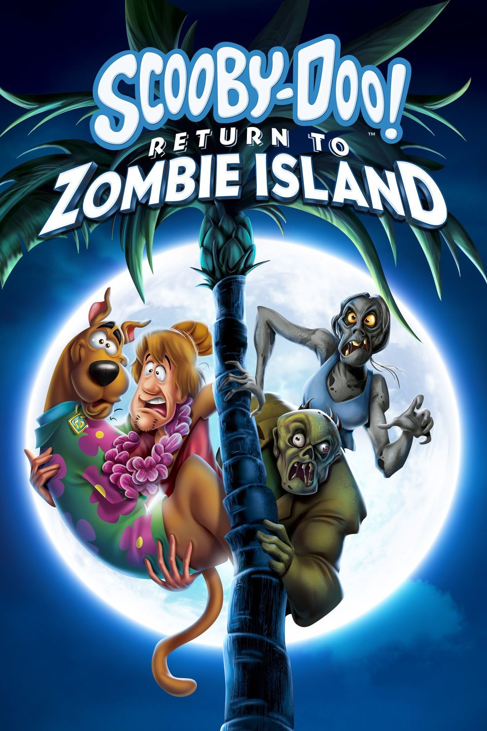 "Image result for ""SCOOBY-DOO! RETURN TO ZOMBIE ISLAND"""
