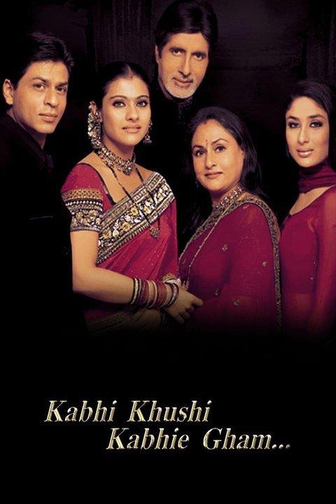 Kabhi Khushi Kabhie Gham 2001 Full Hindi Movie Download 800MB 480p BluRay