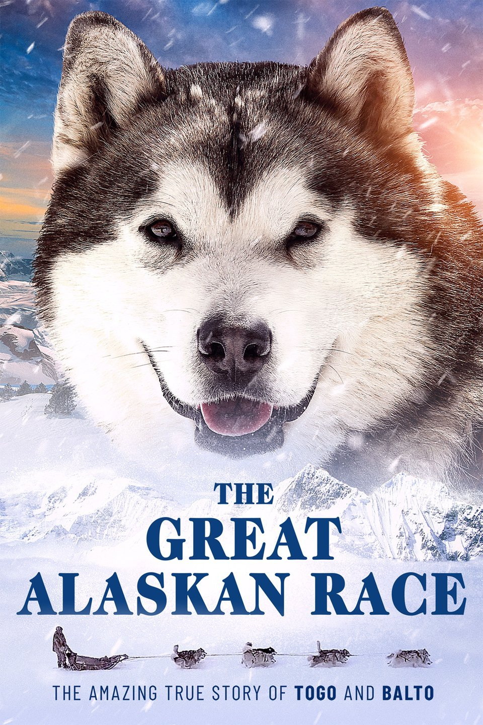 Image result for great alaskan race movie