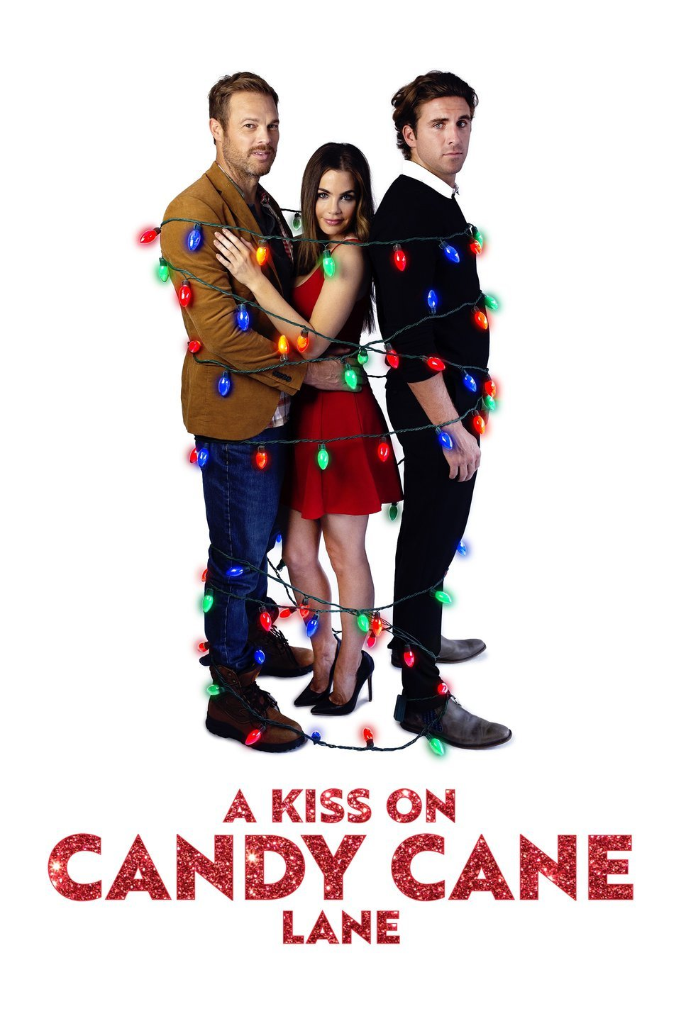 Image result for a kiss of Candy Cane Lane