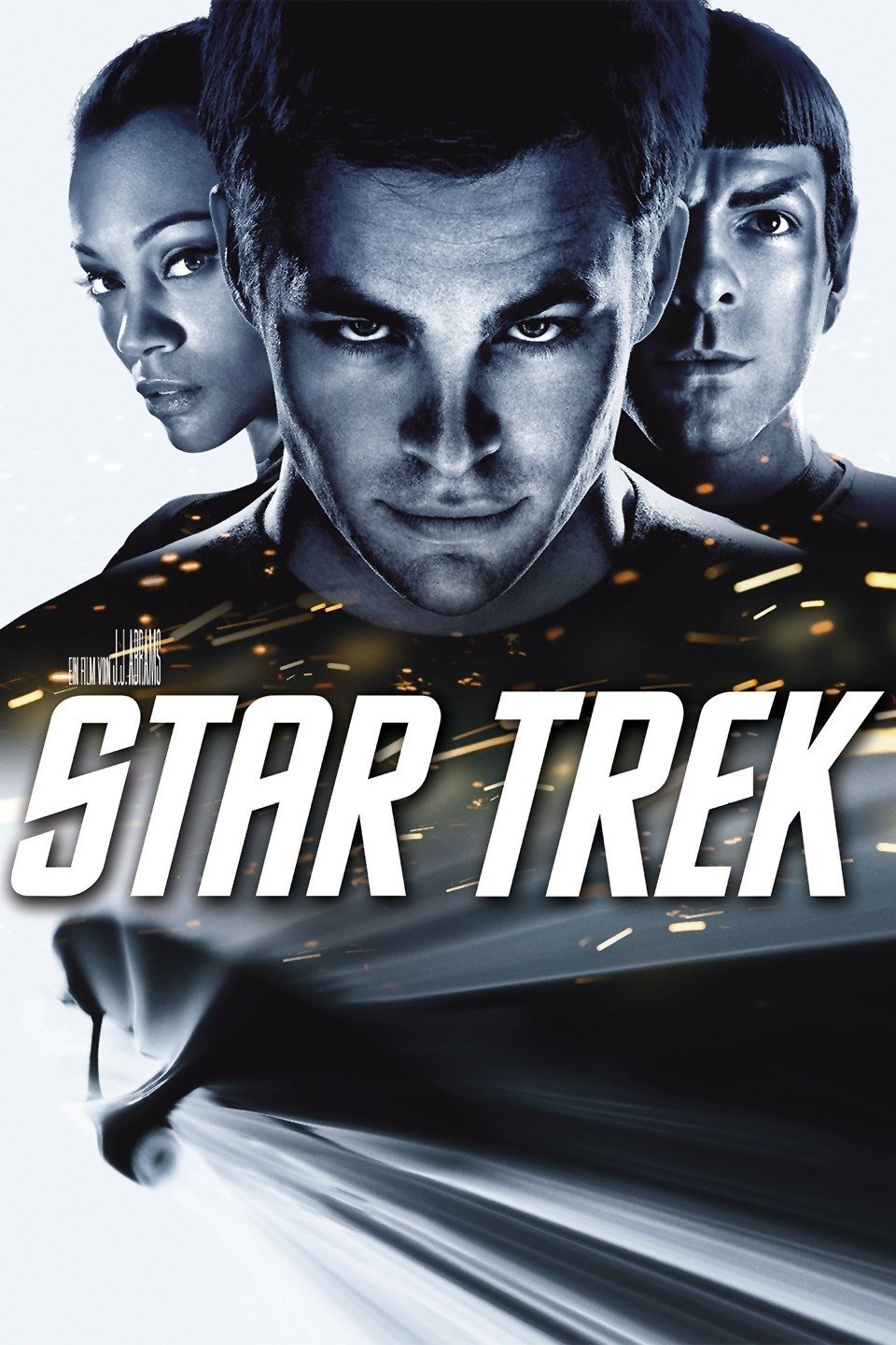 Star Trek (2009) Full Movie Download In Hindi-English-Tamil (Multi Audio) Bluray 480p [400MB] | 720p [1GB] | 1080p [2.8GB]