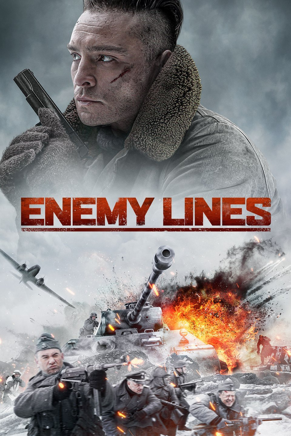 Enemy Lines 2020 Movie Free Download 720p BluRay