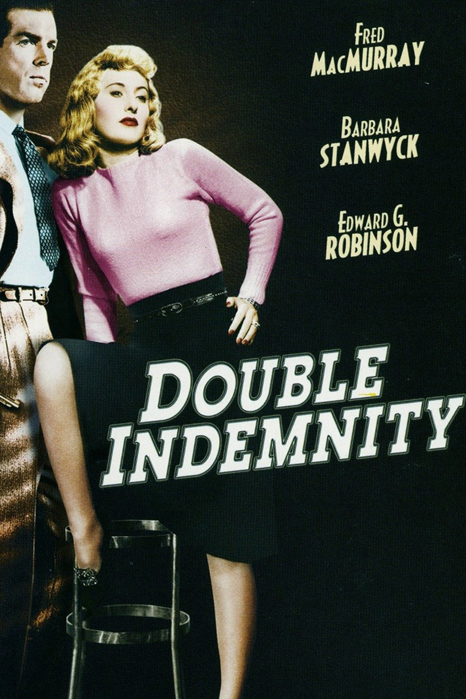 Ayer Film Society presents Double Indemnity