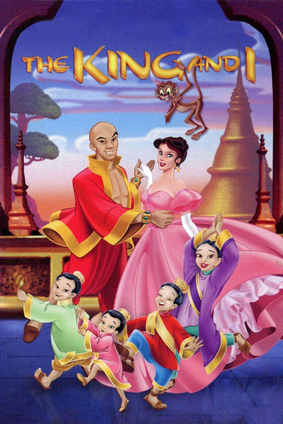 Image result for the king and i 1999