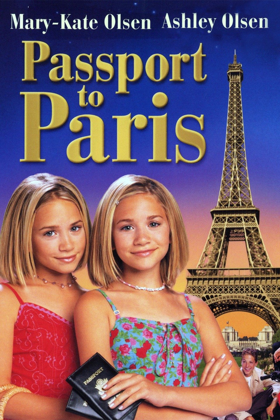 Twin movie guide Mary-Kate Ashley passport to paris