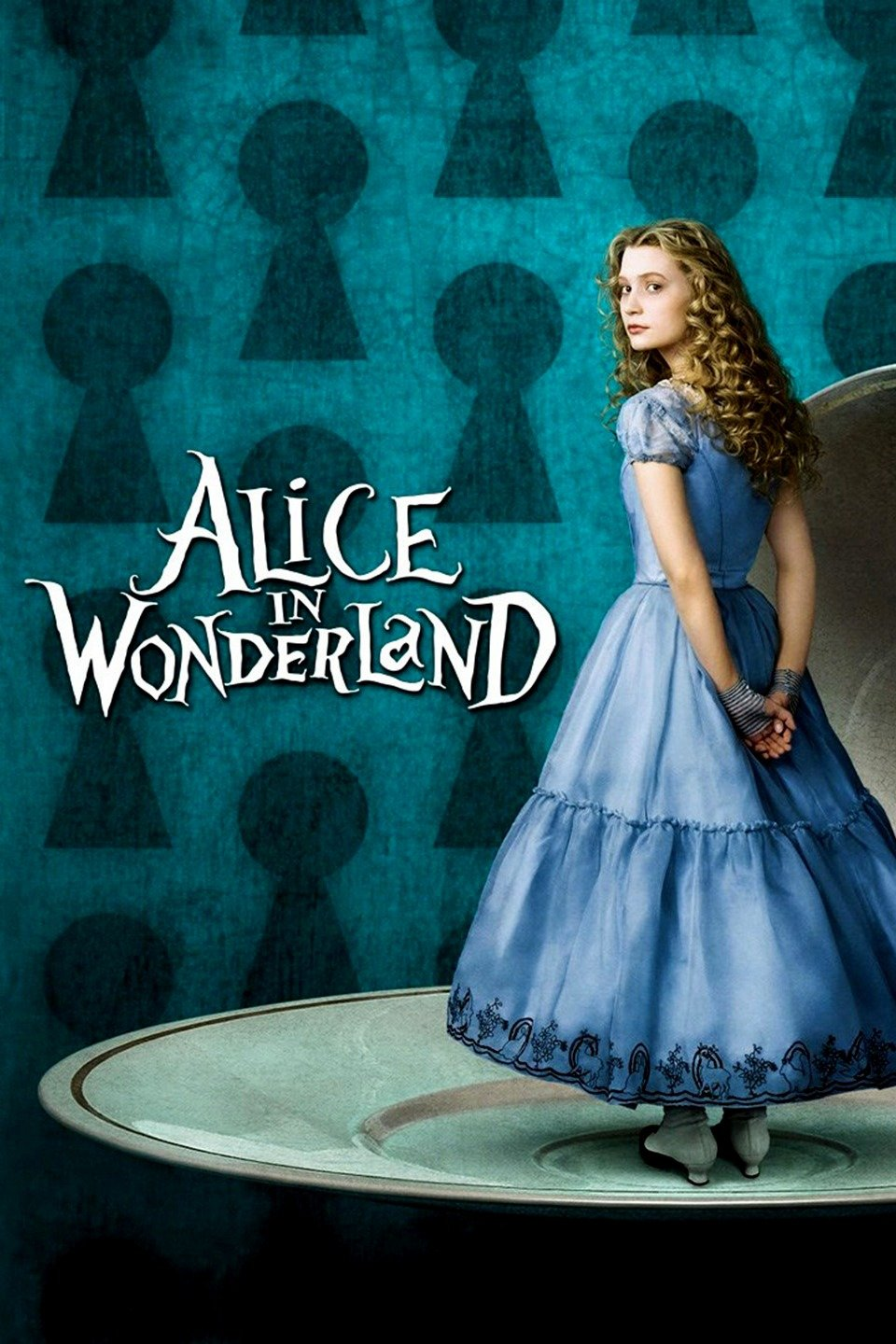 Image result for alice in wonderland 2010