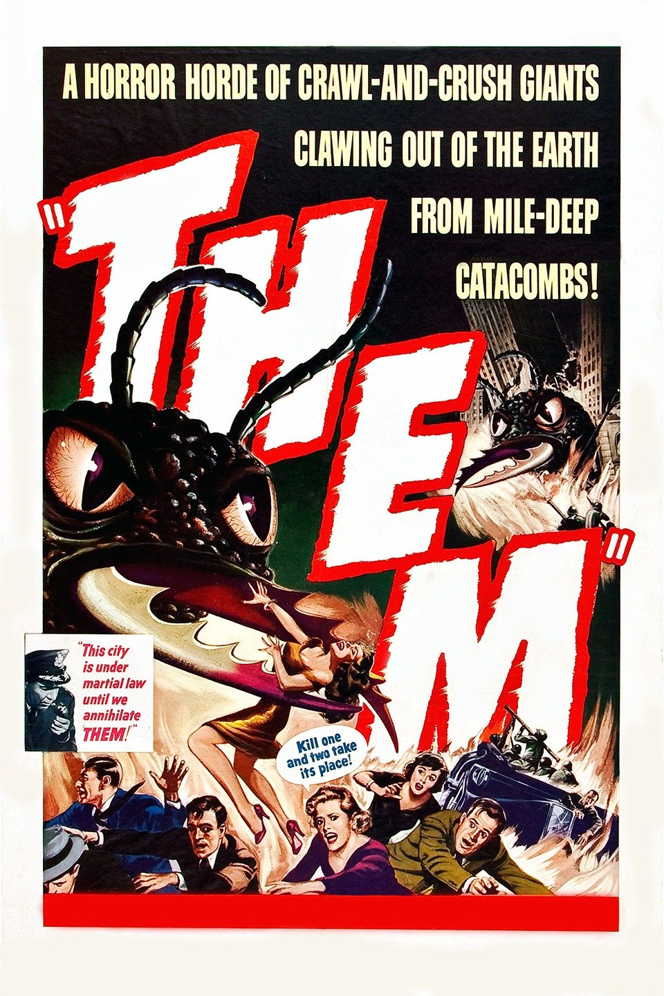 Image result for Them, the movie