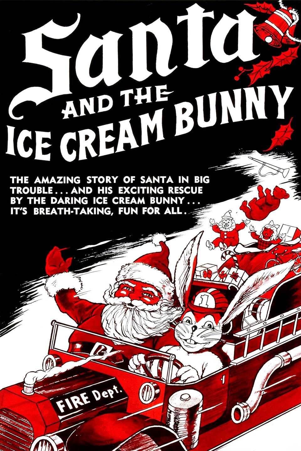 Image result for RiffTrax Santa and the Ice Cream Bunny