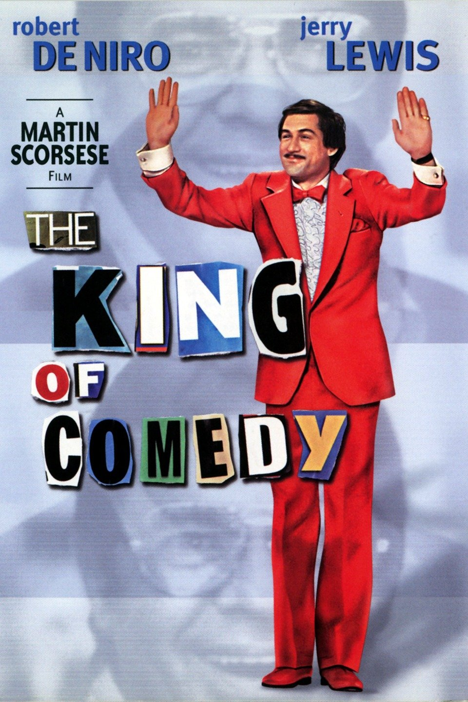 Image result for Martin Scorsese's 1982 film The King of Comedy