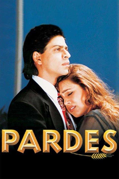 Pardes 1997 Full Hindi Movie Download 700MB 480p HDRip