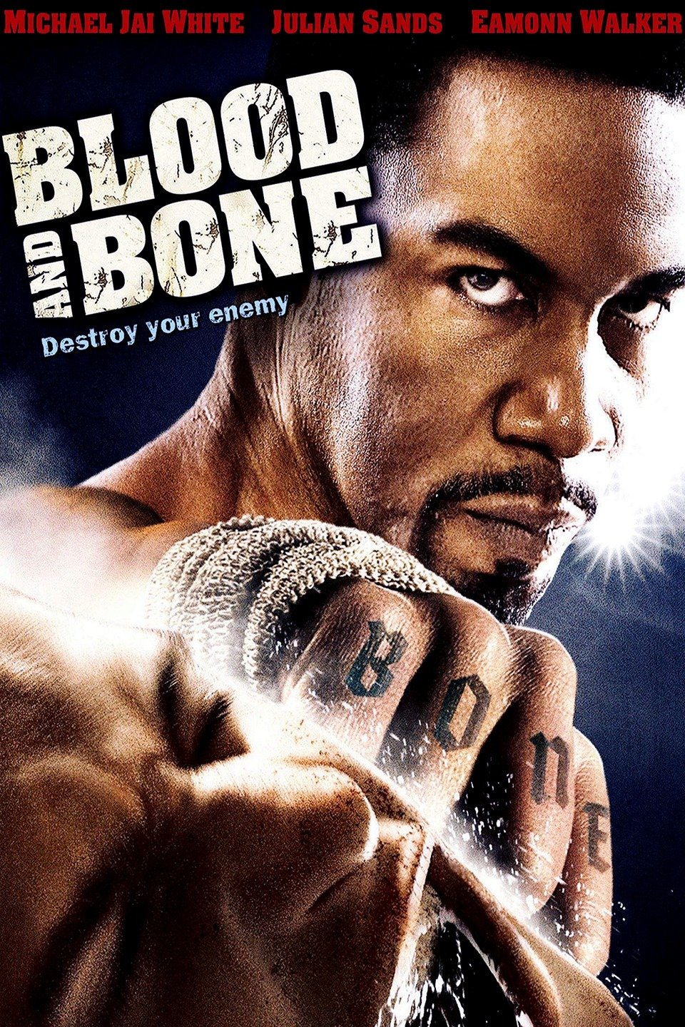 Blood and Bone 2009 full movie free download hd 350mb And 700mb