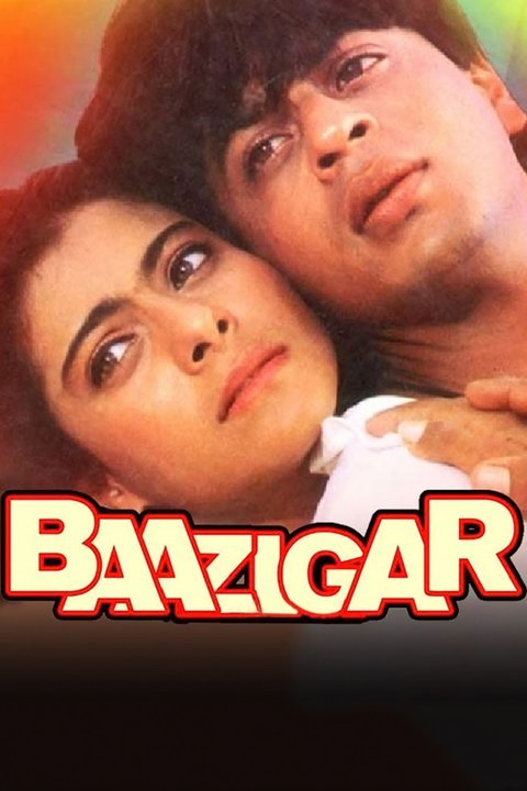 Baazigar 1993 Full Hindi Movie Download 720p HDRip