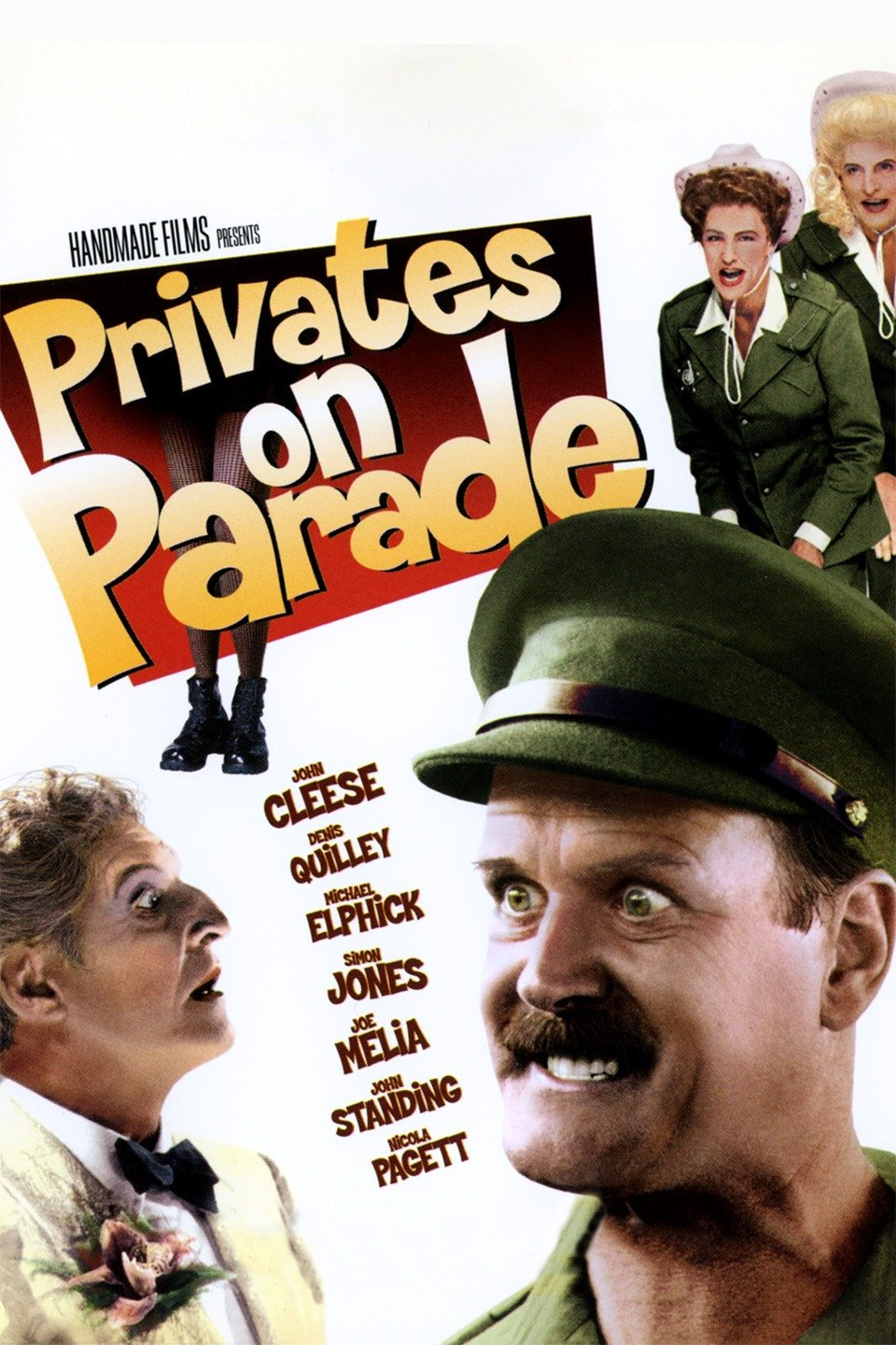 Image result for privates on parade