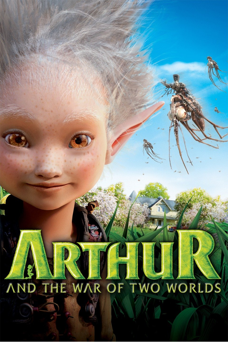 Arthur 3: The War of the Two Worlds (2010) Hindi Dubbed