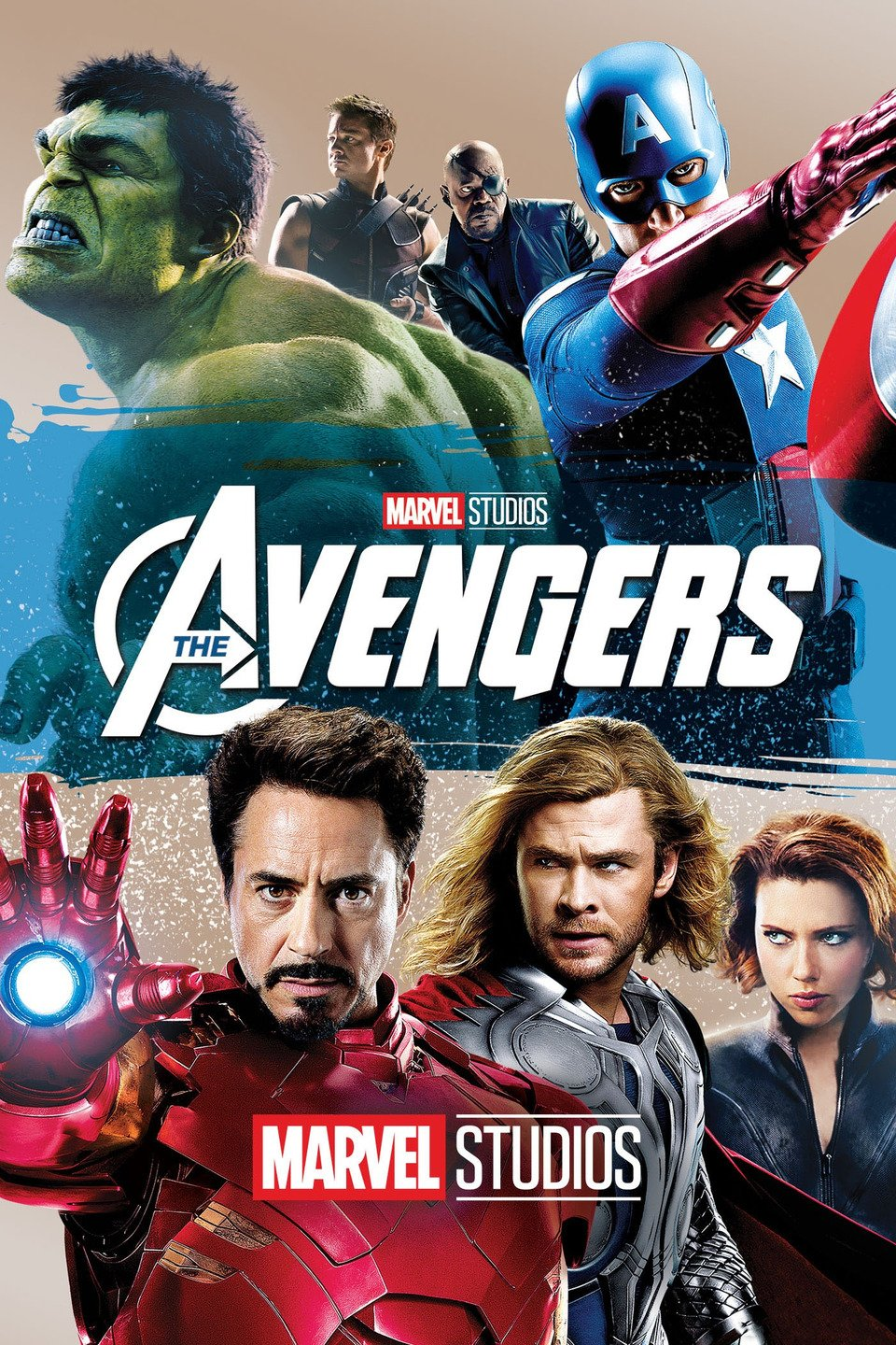 The Avengers 2012 Hindi 450MB Full Movie Download BluRay (Hindi – English)