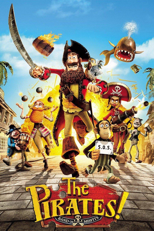 Film Streaming Les Pirates ! Bons à rien, Mauvais en tout