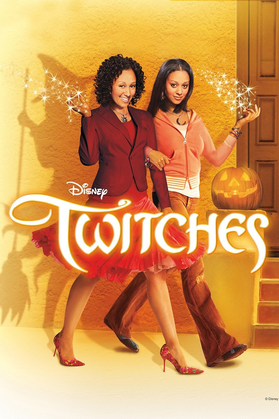 Twin movies twitches