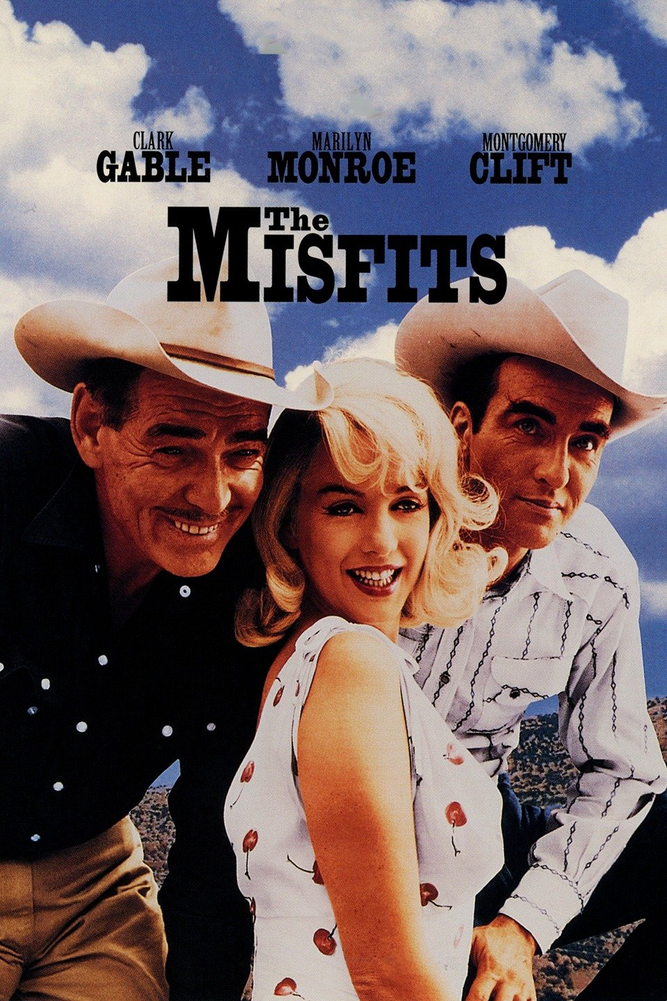Image result for The Misfits 1961""