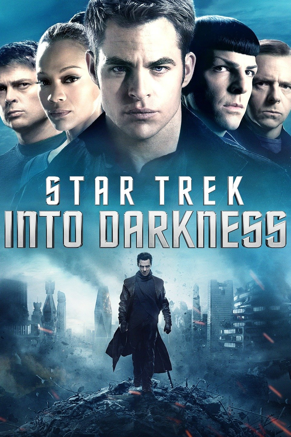 Star Trek: Into Darkness (2013) Full Movie In Hindi-English-Tamil-Telugu (Multi Audio) Bluray 480p|720p|1080p