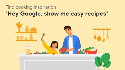 Show me easy recipes
